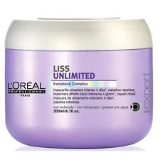 MASQUE LISS UNLIMITED 200 ML L'OREAL PROFESSIONNEL [70S0708A]*