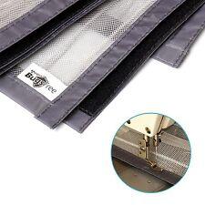 Apalus ® Écran magnétique porte, 140 x 240 cm Super Fine Fly Mesh, Magnétique Haut à