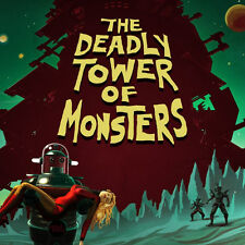THE DEADLY TOWER OF MONSTERS - Steam chiave key - Gioco PC Game - ROW