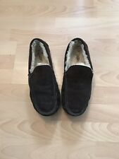 Mens Brown UGG Slippers, Size 9
