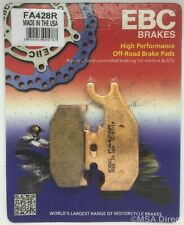 "Yamaha YFM700 Raptor (2006 to 2012) EBC ""R"" Sintered REAR Brake Pads (FA428R)"