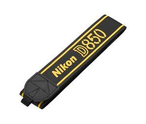 Kameragurt Nikon AN-DC18 für Nikon D850 NEUWARE