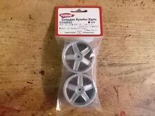 Neumáticos, llantas y bujes Kyosho color principal plata para vehículos de radiocontrol