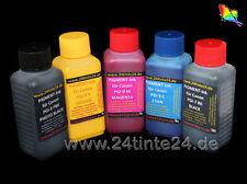 5 250ml Inchiostro Ink per Canon Pro Pixma mx7600 ix7000 pgi-9 PBK, pgi-7 pgi-2 pgi-1