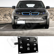 Rev9 BMW I3 Series 14 up I01 Front Bumper Tow Hook License Plate Mounting Kit