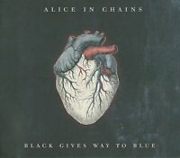 Alice In Chains : Black Gives Way To Blue CD