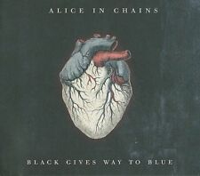 Alice In Chains, Black Gives Way To Blue, Very Good, Audio CD