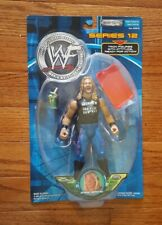 Wwf Wwe Wcw Aew Tron Figures Series 12 Chris Jericho Figure Jakks Pacific 2001