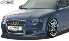 RDX Paraurti Audi a4 b6 8e FRONT paraurti SF FRONT Grembiule FRONT ANTERIORE SPOILER