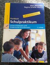 Kursbuch Schulpraktikum 2. Auflage 2008 Praxis & didaktisches Grundwissen