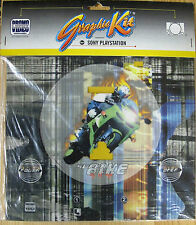 Graphic Kit - Superbike - PlayStation 1 - PSX