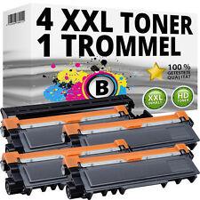 4 TONER für BROTHER TN2320 HL-L2300D L2340DW L2360DN L2365DW MFC-L2700DW L2720DW
