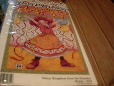 """Daisy Kingdom Iron-On Transfer-Mary Englebreight-""""Happy& #034;-#P3A"""