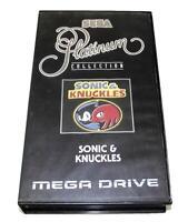 Sonic & Knuckles Sega Mega Drive PAL *Complete*