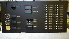 **AC/DC POWER DISTRIBUTION PANEL, 28+ POSITION Blue Sea Circuit Breaker Switches