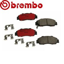 For Honda Accord Acura NSX Disc Brake Pad-Premium Ceramic Front Brembo P28026N