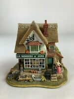 "Lilliput Lane ""I. N. Mongers & Sons"" Cottage L2334 1999 The British Collection"