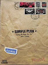 Simple Plan - A Big Package For You (DVD, 2003, Snapper Pak Packaging)