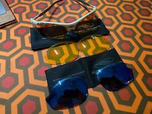 Rudy Project Team Issue Cycling Glasses Sunglasses with Extra Lenses