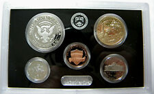 New listing 2019 S $1 American Silver Proof Set 5 coins