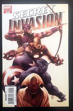 SECRET INVASION #2 McNIVEN VARIANT Captain America Iron Man Vision Beast cover