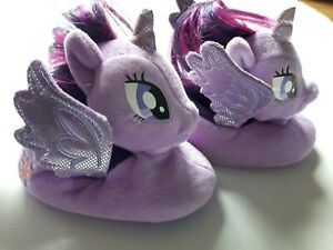 My Little Pony Slipper Baby Shoes for