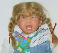 "Gotz Puppen 20"" Country Farm Girl Doll"