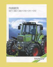 FENDT Farmer 307 308 309 310 311 312   Schlepper Original 1998