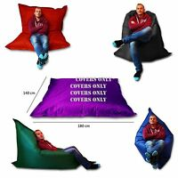 Large Bean Bag Giant indoor/Outdoor Beanbag XXXL  Waterproof BIG COVER ONLY