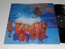 GICHY DAN'S Beachwood #9 NM RARE PROMO stamp Latin Disco RCA