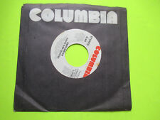 "AEROSMITH KINGS AND QUEENS 7"" 45 EX WHITE LABEL PROMO COPY"