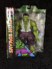 Marvel seleccionar Salvaje Hulk * Edición Especial Coleccionista figura de acción
