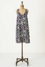 Chroma Mosaic Shift Summer Tunic Dress By Edme & Esyllte Anthropologie, Size M