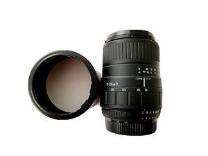 Sigma AF 70-210 mm UC II lente para Nikon AF d usados