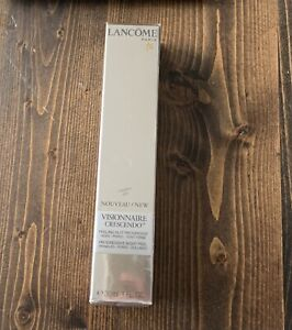 LANCOME PARIS VISIONNAIRE CRESCENDO PROGRESSIVE NIGHT PEEL SEALED NEW BOX 1 oz