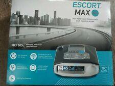 Escort Max360C Laser Radar Detector - WiFi and Bluetooth Enabled