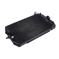 Black Radiator Oil Cooler For YAMAHA XVZ1300 XVZ 1300 ROYAL STAR 1999-2013