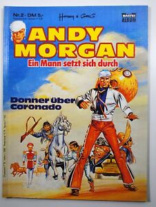 Comic - Andy Morgan - Nr. 2 - Ein Mann setzt sich durch - Bastei Verlag