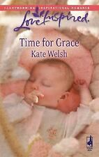 Time for Grace (Love Inspired #446), Welsh, Kate, Good Book