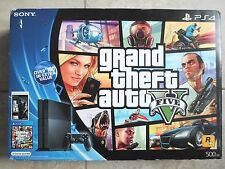 NEW Sony PlayStation 4 Grand Theft Auto V 500gb Console PS4 System gta 5 bundle