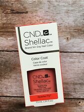CND Shellac Sparks Fly 100% Original Made in USA Kit Set Top
