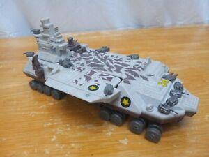 1989 Kenner Mega Force Thorhammer Mobile Launch Complex Vehicle V-Rocs Army N/C