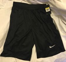 NIKE BASKETBALL SHORTS BLACK SIZE SMALL NEW NWT