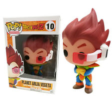 Hot Dragonball Z #10 Planet Arlia Vegeta Goku Pop Vinyl Figure Toy Dragon Ball
