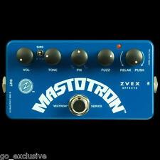 Z.Vex Effects Mastotron NEW ZVex Z Vex