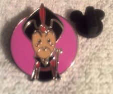 DISNEY TRADING PIN-  JAFAR FROM ALADDIN FROM WORLD OF EVIL BAG SET