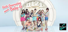 CASIO Girls' Generation Meets Baby-G Official Catalog Poster *KISS ME
