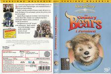 The Country Bears. I favolorsi (2003) DVD - EX NOLEGGIO - OLOGRAMMA TONDO
