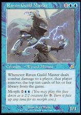 x1 Raven Guild Master SCOURGE Magic MTG ~ EX