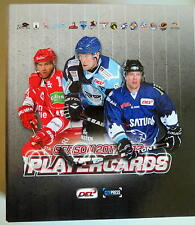 DEL 2011/12 Playercardsordner - alle Teams inklusive Update 417 Karten in Hüllen